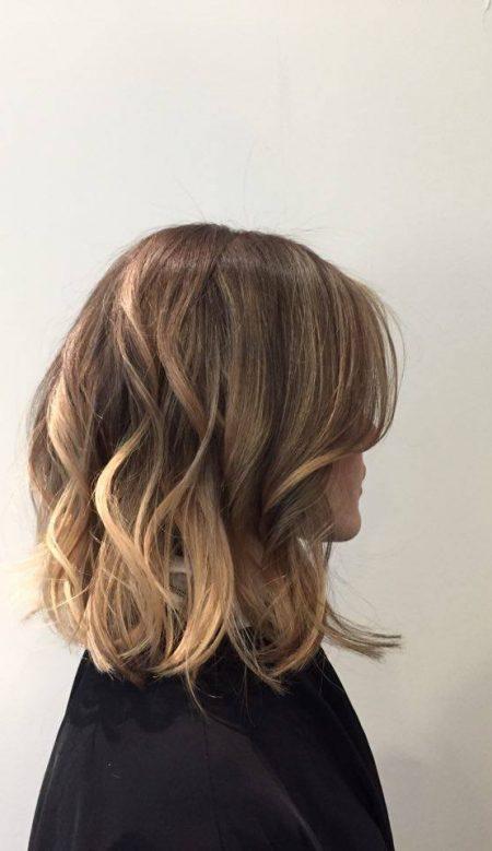 ANN MILLER coiffure Liège / Avant-après