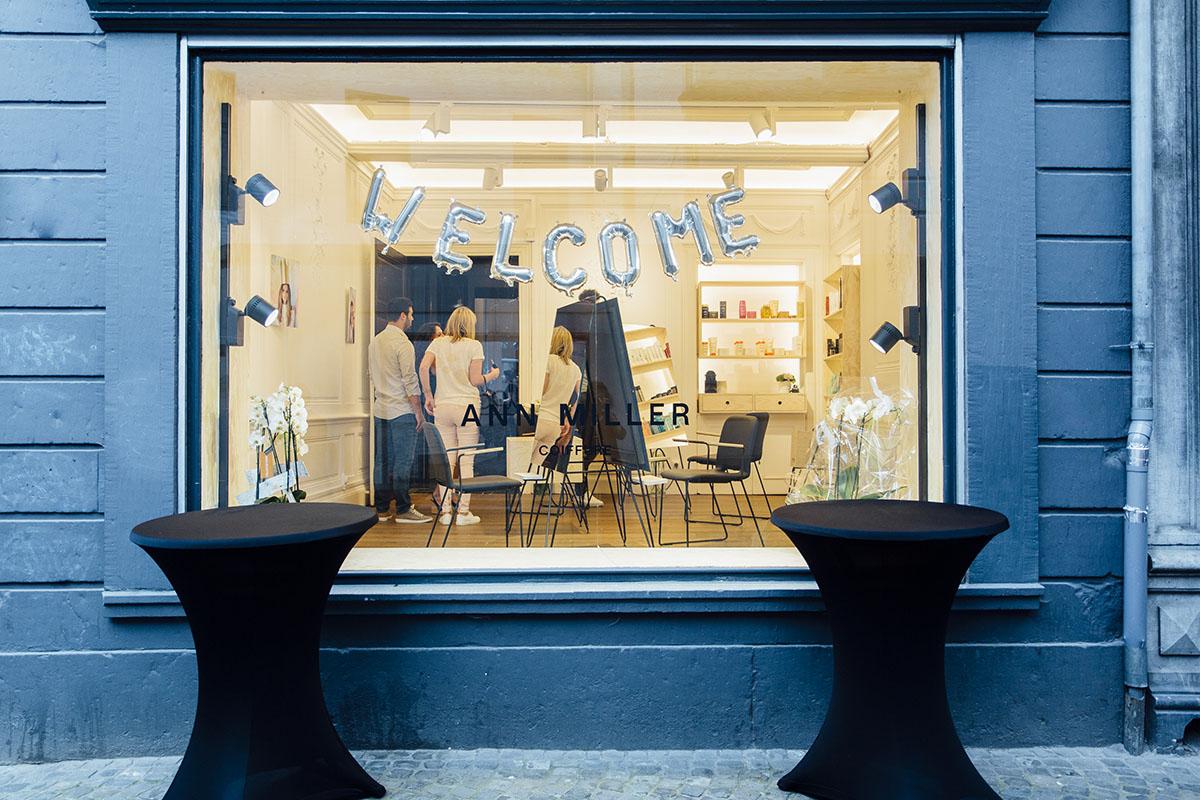Ann Miller - Coiffure - Inauguration