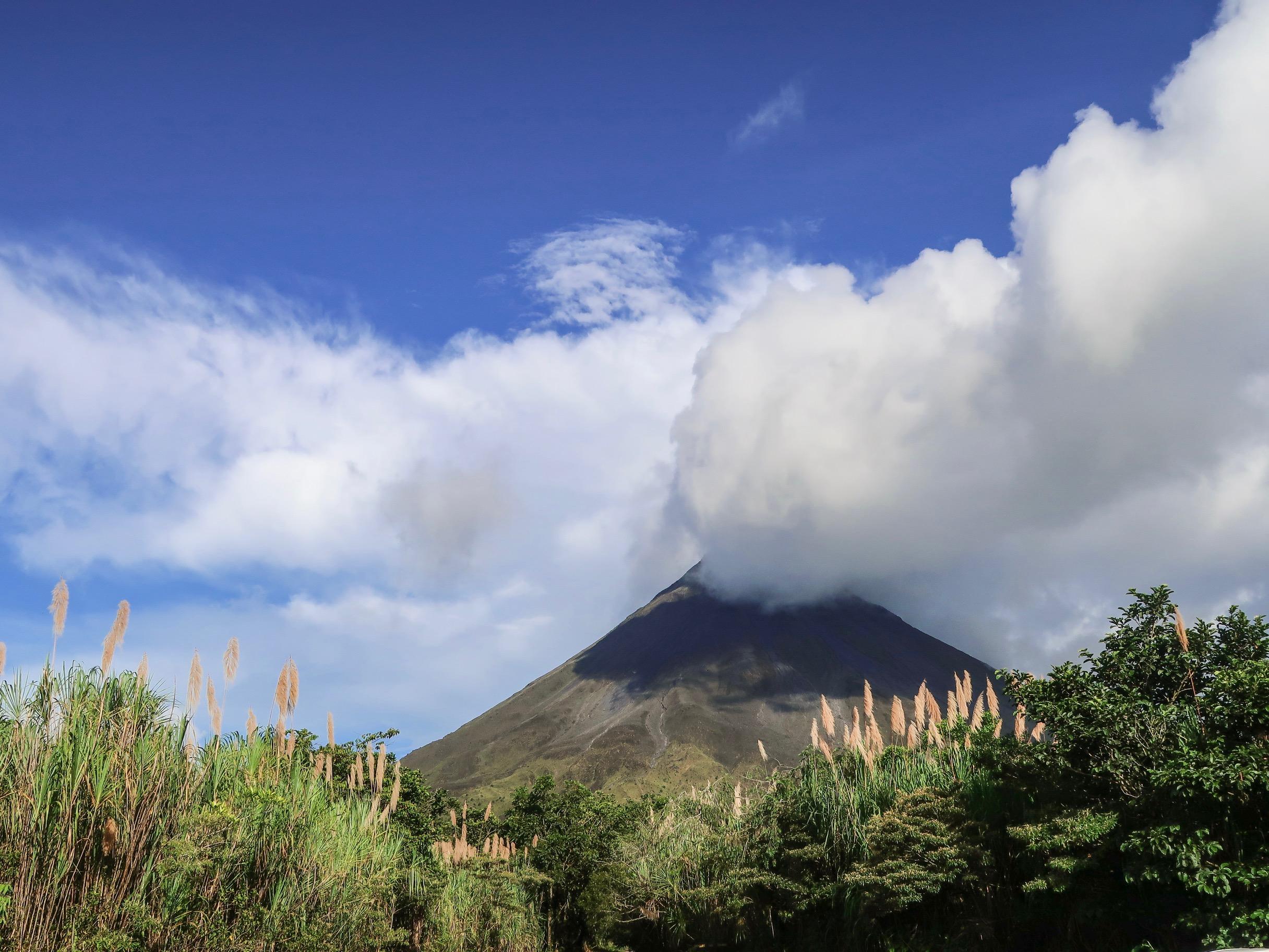 Costa Rica: de Sarapiqui à La Fortuna