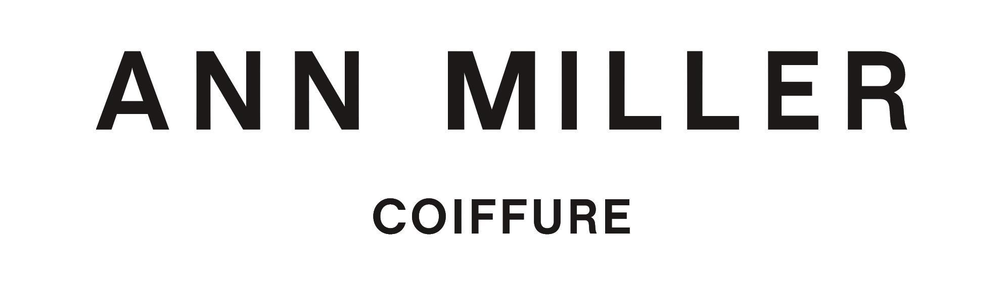 ANN MILLER coiffure / Logo