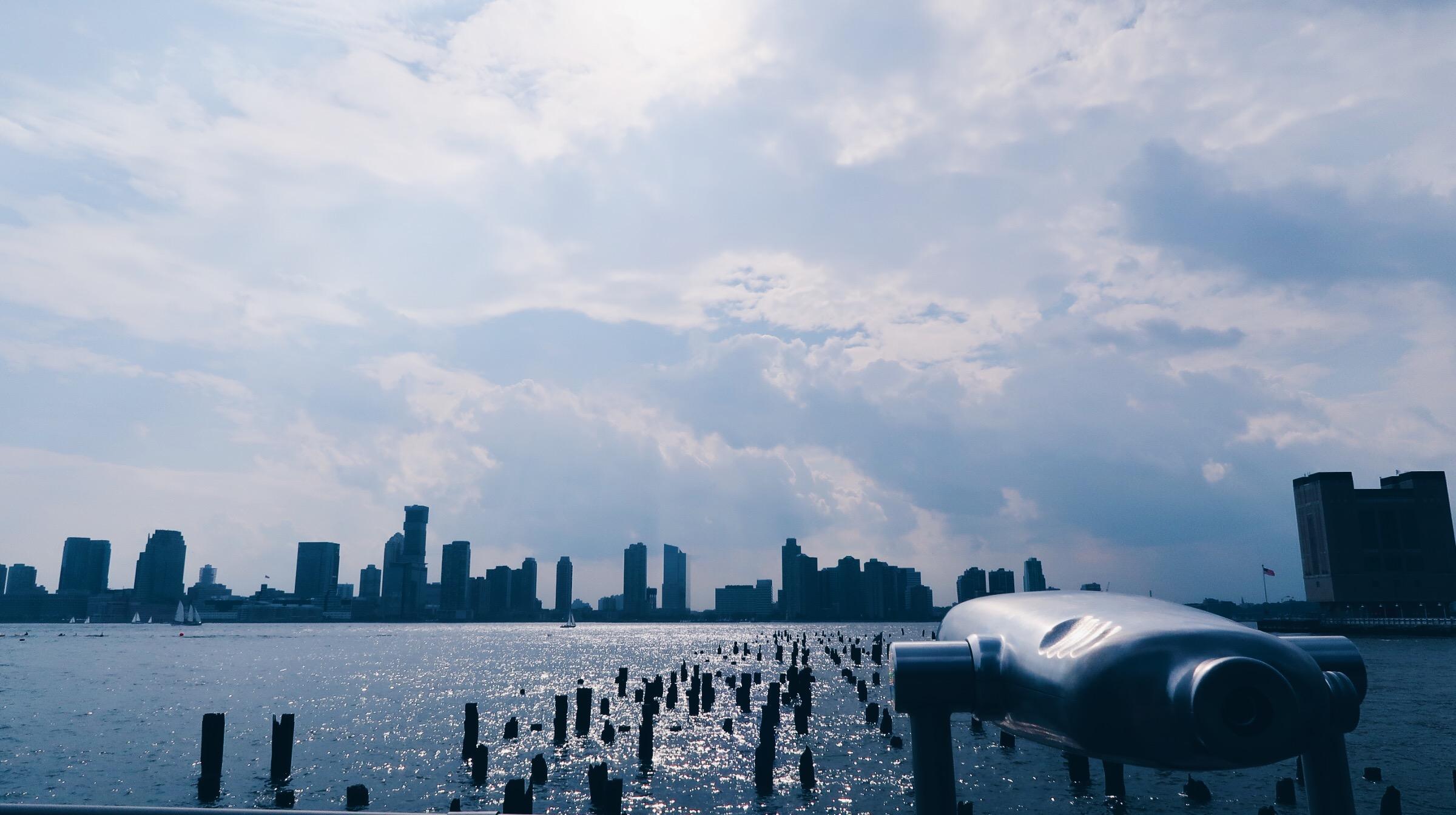 ANN MILLER coiffure / Voyage New York