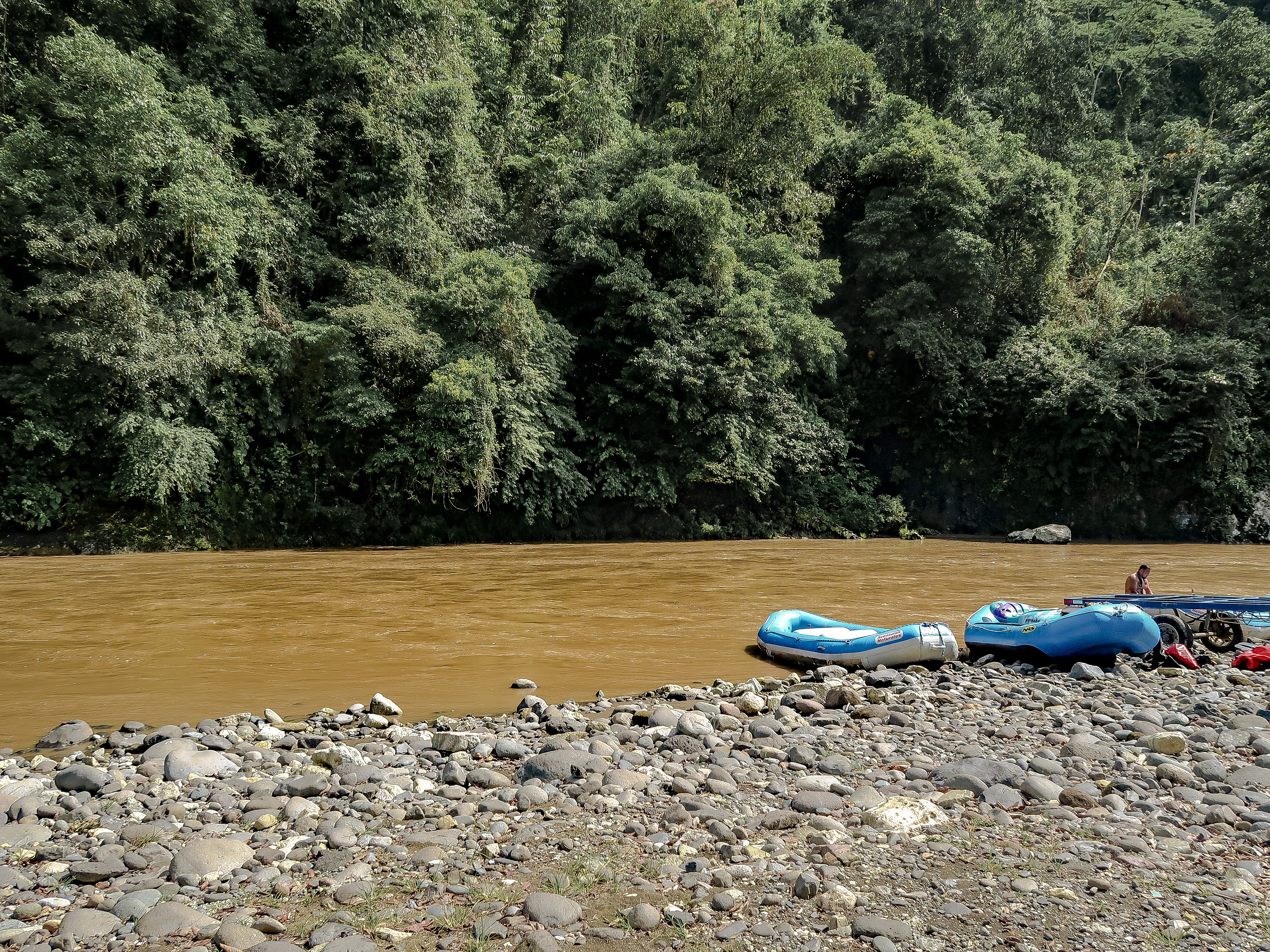Pacuare River, Rios Tropicales